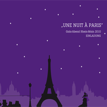 "Galaabend ""Paris"""